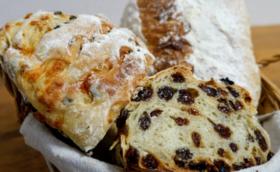 お試しハード系パンの詰め合わせ&新作パン試食会参加券
