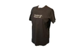 Wastenot,Wantnot オリジナルTeeシャツ