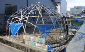 竹ドームのマニュアル、金沢市四十万地区産タケノコ約1キロ、加賀野菜の種または苗