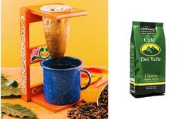 コスタリカ式ネルドリッパーとコーヒーの贅沢セット