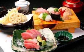 外食派のあなたへ!プロが捌いたスマ料理が楽しめる和日輔食事券!
