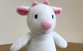 【15,000円】附属図書館のキャラクター「メェだい」のぬいぐるみをお届け