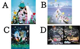 選べるアートポスターコース