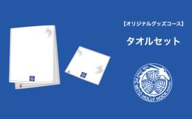 【オリジナルグッズコース】タオルセット