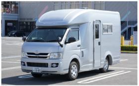 キャンピングカー(TOM200)1日(24時間・標準コース)利用券(15万円)