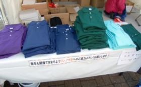 オリジナルポロシャツでイベント応援コース