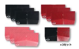【30枚セット】大人のマスクケース   全色3枚ずつ×3+特別デザイン3枚