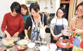 【現地で体験】お料理教室ご招待コース(2名分)