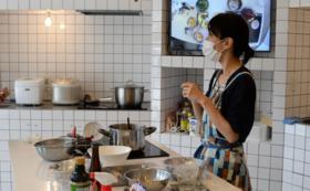 【平岡が伺います!】出張料理教室