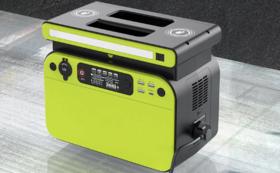 ポータブル電源 500W ワイヤレス充電機能付き 超早割特別価格 40%OFF
