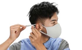 抗ウイルス・抗菌加工4層フィルター高機能マスク×12枚