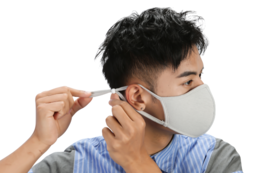 抗ウイルス・抗菌加工4層フィルター高機能マスク×20枚