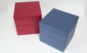 重箱3段キット1セット、紙製トレイ付き