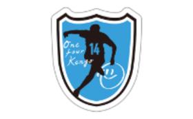 【中村憲剛選手引退記念】One Four KENGOロゴステッカー
