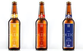 KIX BEER(3種6本セット)(2万5千円)