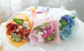 泉州タオルフラワー 花束(2万円)