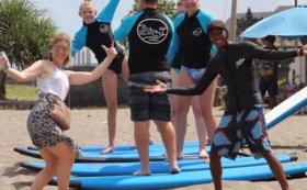 サーフィンスクールコース(1名様)