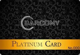 〈readyfor限定〉Barconyプラチナ会員1ヶ月プラン30%OFF