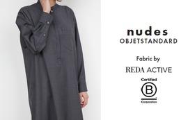 nudes - OBJETSTANDARD メリノシャツ