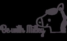 ミルキーのキーホルダー付き応援コース(ミルキーのステッカー付き)