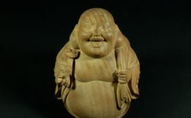 布袋尊 /特別木札にご芳名を記載