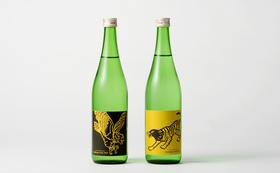 Aセット/【CF限定】キントラ&タカノユメChallenge Tank2021 純米生原酒2本セット