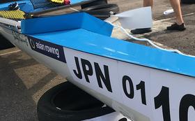 【スポンサー枠】ボートへのステッカー掲載(中)