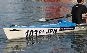 【スポンサー枠】ボートへのステッカー掲載(大)