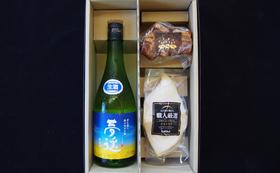 幻の地酒・夢遥720ml×1本と酒粕仕込み豚角煮さらに元祖とんとろの酒粕仕込み
