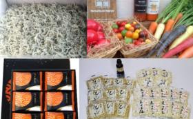 【30,000円プラン】加藤選手が選んだ地元の名産品