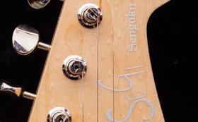 寄木ギター Sengoku モデル 先行販売
