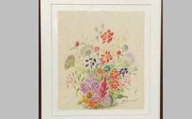 庭の花1(No.024)