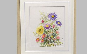 庭の花3(No.028)