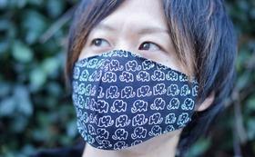 富の引き寄せマスク(1枚)