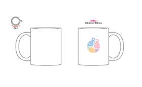 『ぐずるプロジェクト』オリジナルスマグカップをお届けします!