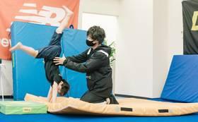 DoChallengeClubスタッフによる 体操orアクロバット マンツーマンレッスン(60分)
