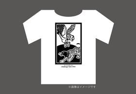 キントラ&タカノユメChallenge Tankオリジナルロゴ入りTシャツ