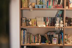 【支援】みんなでぷらんたんに新しい本棚を!