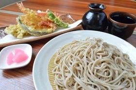 天ぷらそば実食(1食分) 付き応援コース