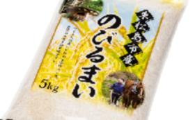 ■希少品種「のびるまい」東松島市野蒜のレアで美味なお米