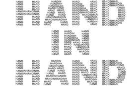 皆様のお名前で創る「HAND IN HAND」ロゴ ~5000円 お気持ちプラン~
