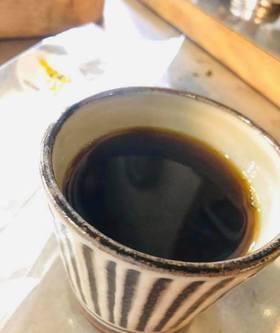 【ご来店の方限定】『コーヒーとご自宅用コーヒー豆セット』&お礼のお手紙コースター