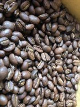 『コーヒー豆100g×2』モカ珈琲オリジナルブレンド&カメルーン産の希少品
