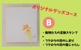 【オリジナルグッズつき応援コース】B