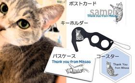 ミカサ 応援  6:感謝のメール、ミカサグッズ