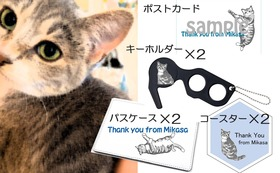 ミカサ 応援  7:感謝のメール、ミカサグッズ