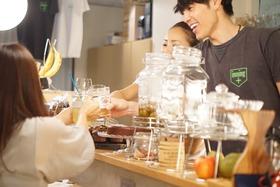 米野智人&GG佐藤と過ごす食事会へのご招待
