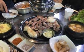 韓国式BBQ券~サムギョプサルとカルメギサル~留学で得た韓国式焼き肉