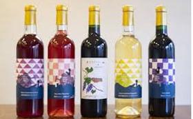 「東京ワイナリーのオリジナルワイン2本セット」