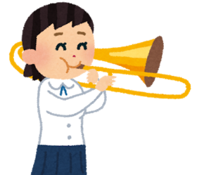 トロンボーンアンサンブルによる無料出張演奏(30分)
